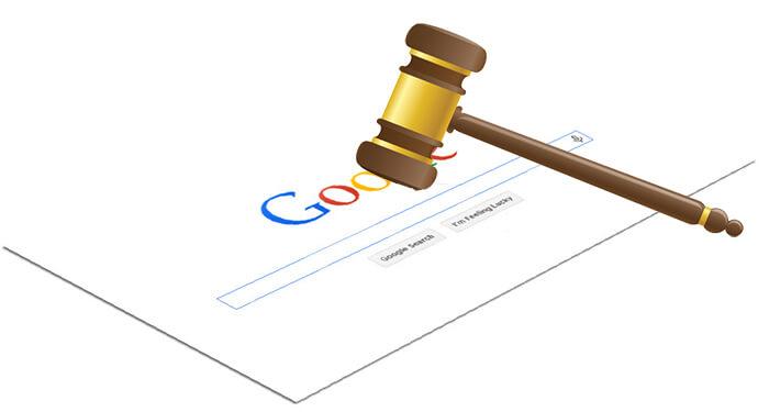 google negative online reputations