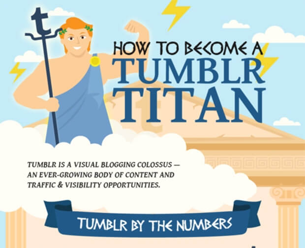 learn the benefits of using Tumblr