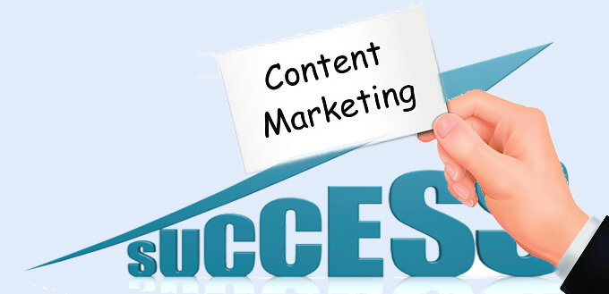 contnt markeitng success