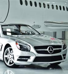 silver mercedes go rentals