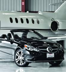 go rentals black mercedes
