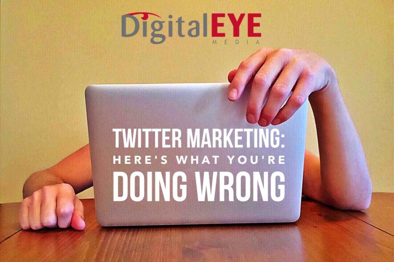 twitter marketing here's why you're doing wrong