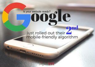 google 2nd algorithm