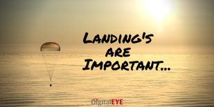 landings are important