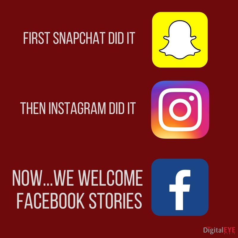introducing facebook stories