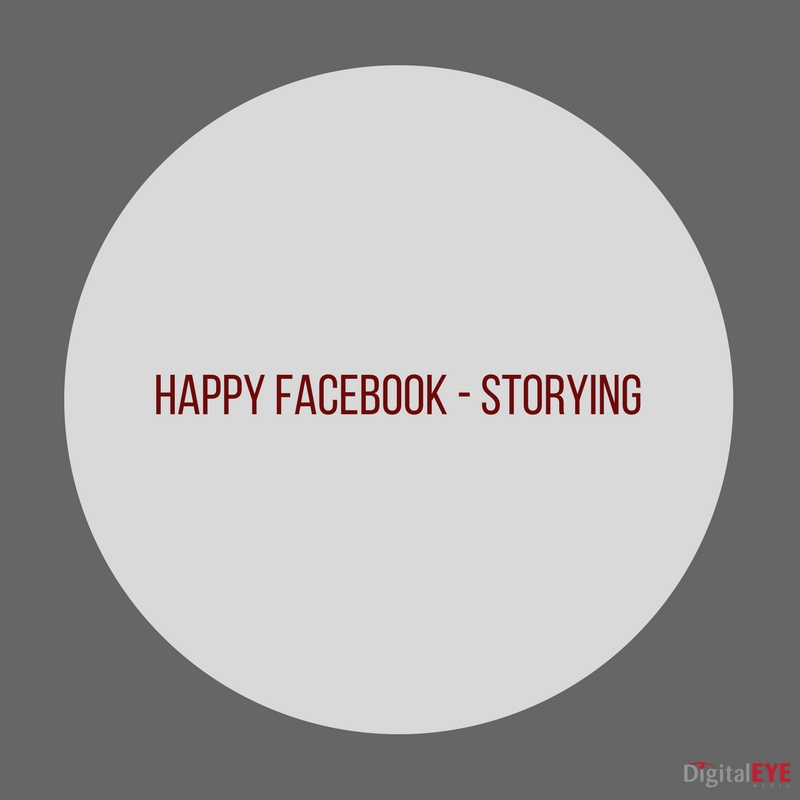 happy facebook story